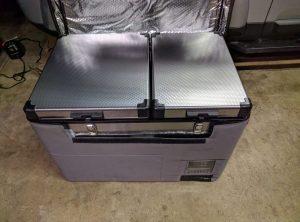 Dual Zone Fridge/Freezer 48L (36L/12L)