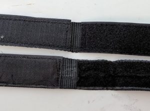 Extended Wide Cover Straps
