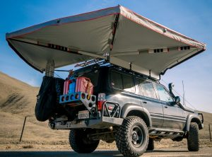Wraptor 4K- 270 Degree Freestanding Vehicle Mounted Awning – FREE SHIPPING