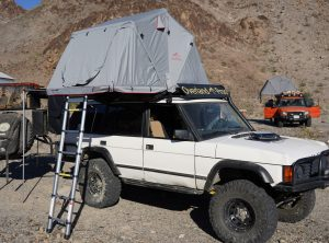 Anza 1400 Extreme Edition Roof Top Tent