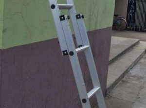Sliding Ladder Extension