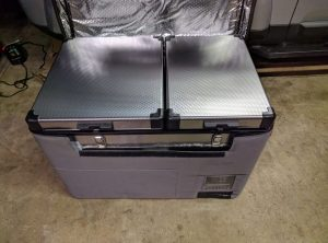 Dual Zone Fridge/Freezer 48L (36L/12L)