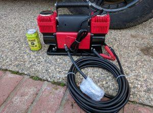 Twin Pump Compressor