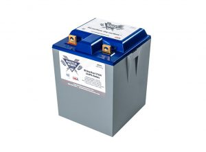 50 Ah 12 V LiFePO4 Deep Cycle Battery