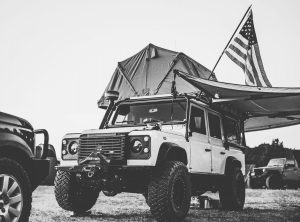 Wraptor 6K- 270 Degree Freestanding Vehicle Mounted Awning