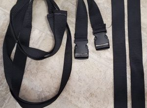 Heavy Duty Straps with Buckles